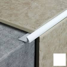 how to finish tile edges and corners tile trim bath and master bathrooms
