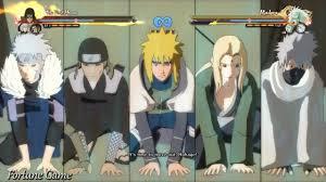 Combination Team Naruto Ultimate Jutsu DLC Pack 1 - Naruto Shippuden Ninja  Storm 4 - YouTube