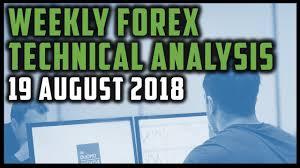 Forex Technical Analysis 19 08 2018 Trading Chart Analysis