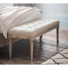 French Bedroom Bench