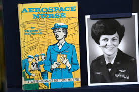 Nurse to the Astronauts, and Women Astronauts in Training – Oz Wisdoms and  Lessons