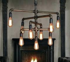 Diy industrial lighting Quirky Industrial Lighting Ideas Industrial Diy Industrial Lighting Ideas Hairgoalsclub Industrial Lighting Ideas Industrial Lighting Fixtures For Home Best