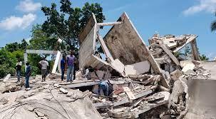 Earthquake in Haiti on 14 August 2021 ...