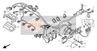 honda cbrrr spare parts msp f 28 wire harness