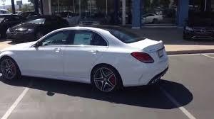 Mercedes-Benz 2016 AMG C63 S Sedan | Mercedes-Benz of Lindon - YouTube