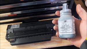Xpress m262x / m282x series. Toner Re Fill Samsung Printer Xpress Series M283x Youtube