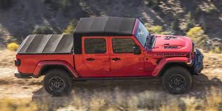 L.A. Auto Show: The 2020 Jeep Gladiator pickup is a Wrangler that ...