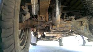 99 Tacoma Leaf Spring Replacement, Salvaging the Stuck Shackle ...