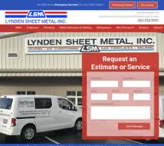 lynden sheet metal lynden sheet metal competitors revenue and employees owler