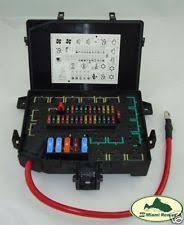 range rover fuse box land rover relay fusebox fuse box range p38 99 02 yqe103410 oem fits