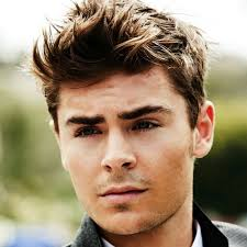 celebrity hairstyles zac efron