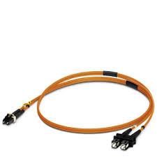 Data cable preassembled - FL <b>MM</b> PATCH 1,0 <b>LC</b>-<b>SC</b> - 2989161 ...