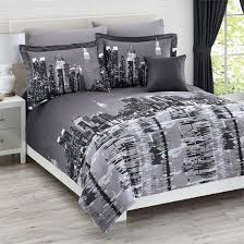 ... Total New York City Skyline Bedding Nyc Themed Bedroom Astonishing  Bedroom Category With Post Drop Dead