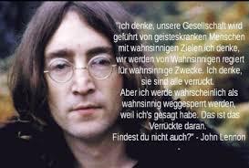 Zitate Freundschaft John Lennon Zitate Und Sprüche Leben