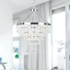 glass drop chandelier chrome 5 light chandelier with crystal glass drop celeste flush mount glass drop