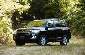 2017 Toyota Land Cruiser: The Hippopotamus of Luxury SUVs - WSJ