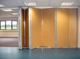 movable wall partition movable