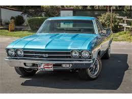1969 Chevrolet El Camino SS for Sale | ClassicCars.com | CC-877000