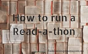 How To Run A Read A Thon School Fundraising Ideas Fundraising Mums