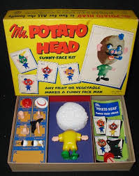 original mr potato head 1952. Delighful Potato Mr And Mrs Potato Head May Be Best Known For Their Appearances In The Toy  Story Franchise Although April 30 1952  On Original Mr 1952 R
