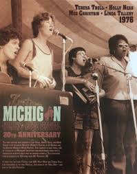 In 1976, lisa vogel, along with sister kristie vogel and friend mary kindig,13 founded the michigan womyn's music festival after attending an indoor festival of women's music in boston the year before. Michigan State University Libraries Special Collections Announces New Collection Msu Libraries