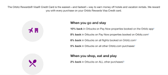 booking travel with orbitz everything