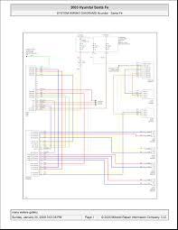 hyundai santa fe stereo wiring diagram 2007 Hyundai Wiring Diagram Hyundai XG300 Wiring Diagrams