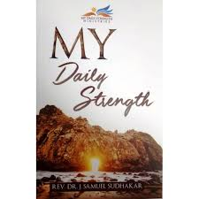 My Daily Strength 2019 English Samuel Sudhakar