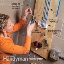 home audio installation install a whole house audio system ceiling speaker volume control wiring diagram at Whole House Audio Wiring Diagram
