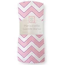 Купить <b>пеленку Marquisette Swaddle</b> Blanket Pink Chevron ...
