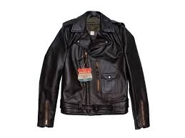 of rrl stdm 2 x shot usa made limited edition leather by car slim fit jacket