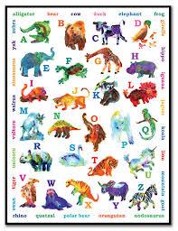 Animal Abc Chart Printable Abc Chart Pdf Www Bedowntowndaytona Com