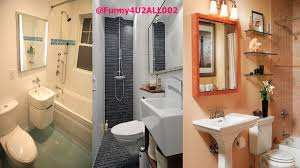 Big Ideas For Small Bathrooms ᴴᴰ    YouTube - Small bathroom redos