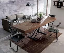 Ozzio Newood Tisch T123 | Platzsparender Tisch, Holztisch und ...