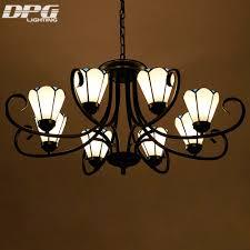 Kronleuchter Beleuchtung Tiffany Stil Antike Lampe
