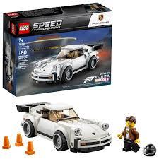 LEGO Speed Champions 1974 <b>Porsche 911</b> Turbo 3.0 Building Kit ...