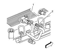 Repair instructions manifold absolute pressure sensor replacement