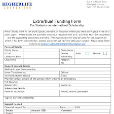 application forms founded by strive and tsitsi masiyiwa extra funding application form for international scholars