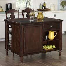 home styles kitchen island with two stools luxury 56 most blue ribbon portable kitchen island drop