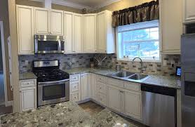 antique white cabinets. cumberland antique white kitchen cabinets t