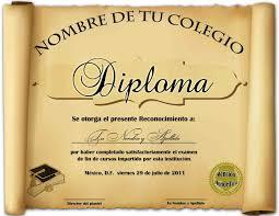 Diplomas De Reconocimiento En Blanco Engicom S De R L De C V