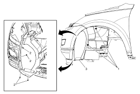 2756x1866 how do i replace a headlight assembly on a 2010 gmc acadia lens