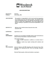 resume for a cook resume cook cook resume com cook resume examples head cook  job description