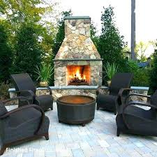 outdoor fireplaces outdoor fireplace accessories modular outdoor fireplace systems fireplace accessories home depot outdoor fireplace