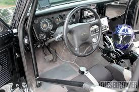 1969 Chevy C10 - Back In Black - Diesel Power Magazine
