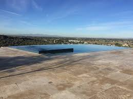 Negative edge pools Above Ground Patel1flat Boulder Creek Pools And Spas Negative Edge Pools Boulder Creek Pools And Spas