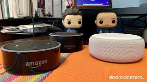 Echo Dot Disable Lights How To Enable And Disable Alexa Skills Android Central