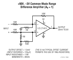Single Supply Op Amp Design Lt1413 Single Supply Dual Precision Op Amp _ Bdtic A