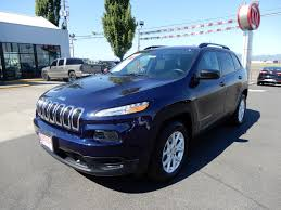 pre owned 2018 jeep cherokee sport