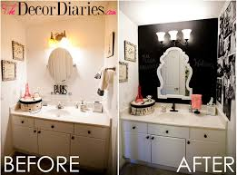 guest bathroom wall decor. Guest Bathroom Wall Decor Diaries By Scarlett Lillian Our Chalkboard B